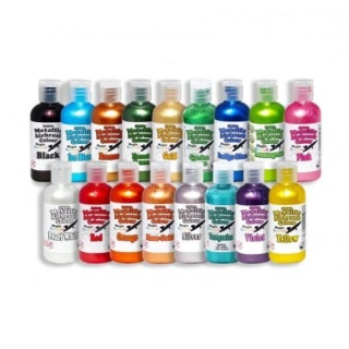 Magic Colours Airbrush Metallic