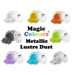 Magic Colours Lustre Dust Pulver