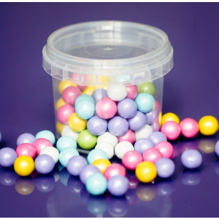 Perlen und Sprinkles