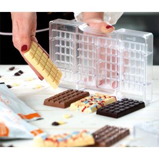 Schokolade- Pralinenformen