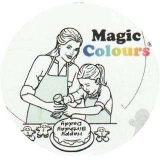Magic Colours Fix und Fertig Icing