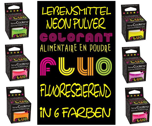 NEON und FLUO