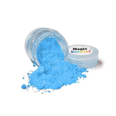 Magic Colours Petal Dust BABY Blue BLAU  7 g Farbpulver zum Bepudern und Malen