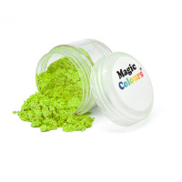 Magic Colours Lustre Dust Apple Lustre APFELGRÜN  GLITZER...