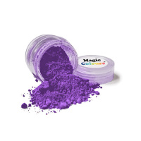 Magic Colours Petal Dust Deep Purple dunkles VIOLETT 7 g...