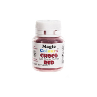 Magic Colours Supapowder Chocolate Colour  Red ROT  10 ml...