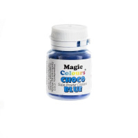 Magic Colours Supapowder Chocholate Colour  Blue BLAU  10...