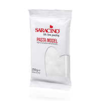 Saracino Pasta Model 250 g WEISS Bianco White...