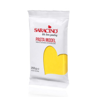 Saracino Pasta Model 250 g GELB Giallo Yellow...