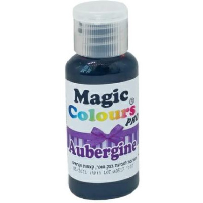 Magic Colours PRO Aubergine  32 g Gelfarbe