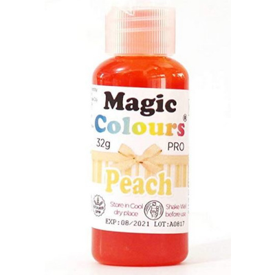 Magic Colours PRO Peach - PFIRSICH  32 g Gelfarbe