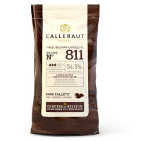 Callebaut Chocolate Dark Callets - 811  - 1 kg  feinste...