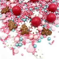 Candy Land Sprinkles Mix 90 g Happy Sprinkles by Bunny...