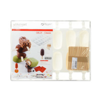 Classic Eis Creme Cakesicle Mould SET-  Silikomart...