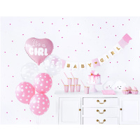 Baby Mädchen Party Set - Baby Shower Its a Girl -...