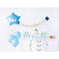 Baby Junge Party Set - Baby Shower Its a Boy - Party Deko...